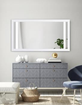 MIRROR WOOD LED MIMA