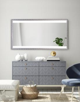MIRROR WOOD LED OKINO