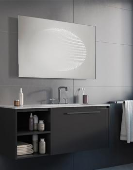 MIRROR 3D ECLIPSE LED