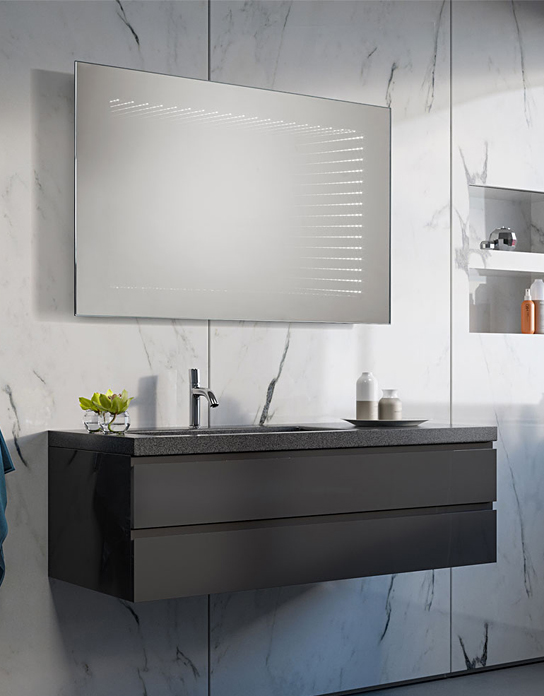 MIRROR 3D ILLUSION LED
