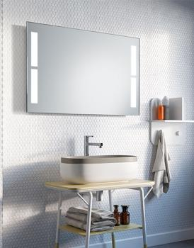MIRROR FENESTRA LED BATTERY POWERED