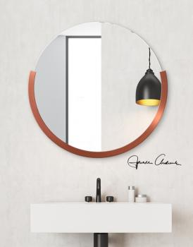 MIRROR FERNI COPPER