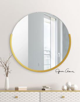 MIRROR FERNI GOLD