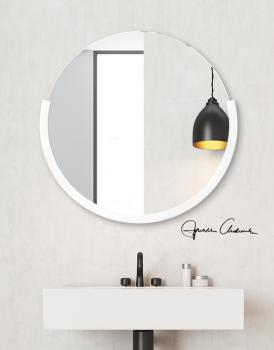 MIRROR FERNI WHITE