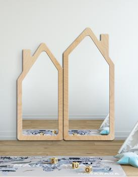 MIRROR HOUSE PLYWOOD FRAME