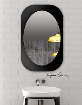 MIRROR KAMI BLACK