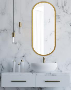MIRROR KORIA GOLD