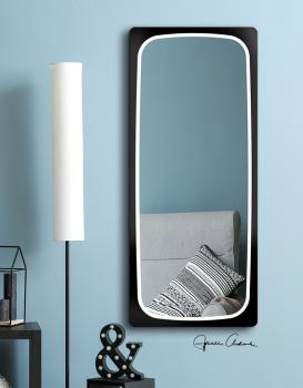 MIRROR LED FELONI BLACK
