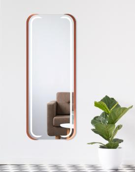MIRROR MEZALI LED Copper