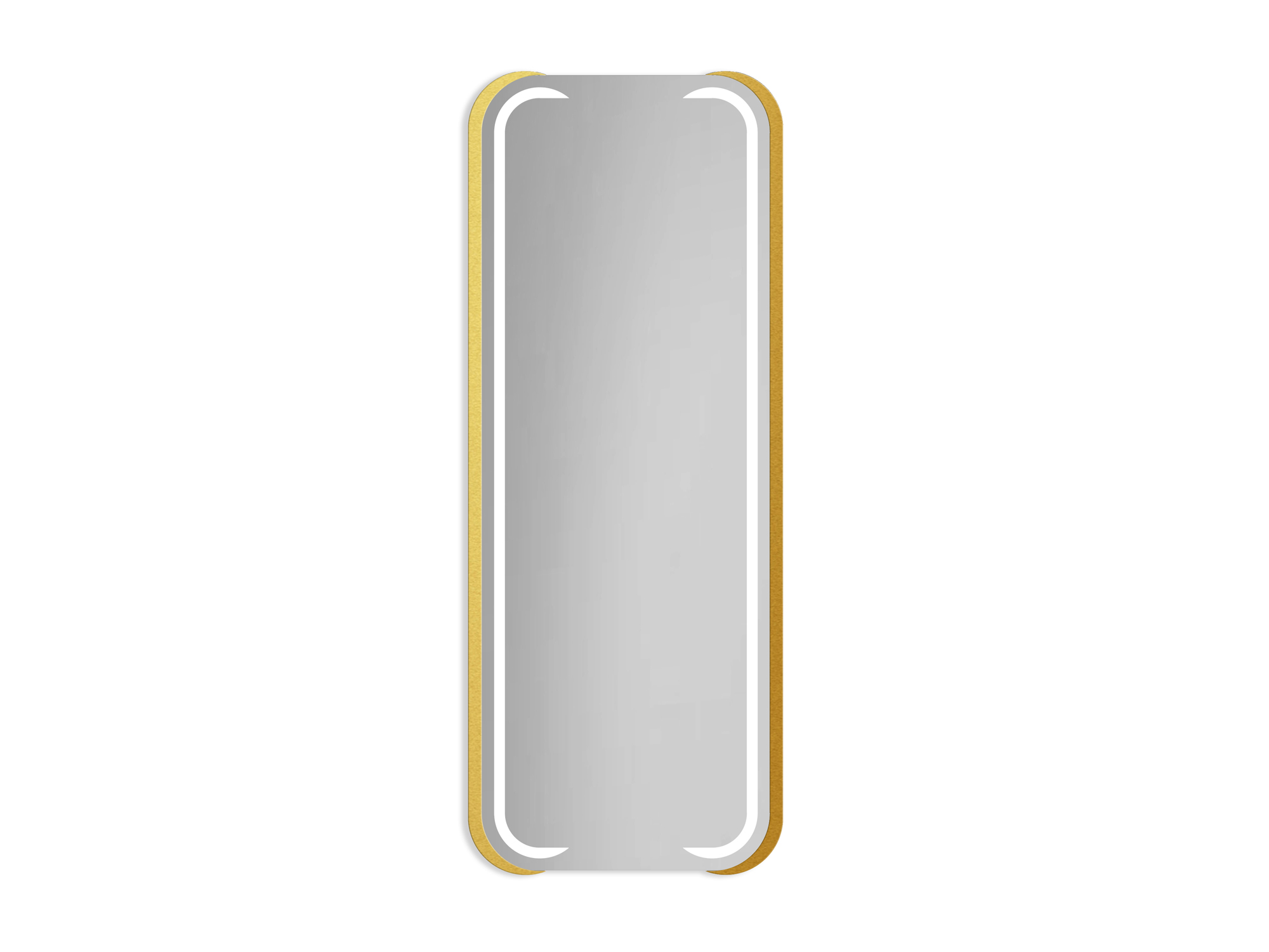 MIRROR MEZALI LED Gold