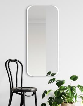 MIRROR MEZALI White