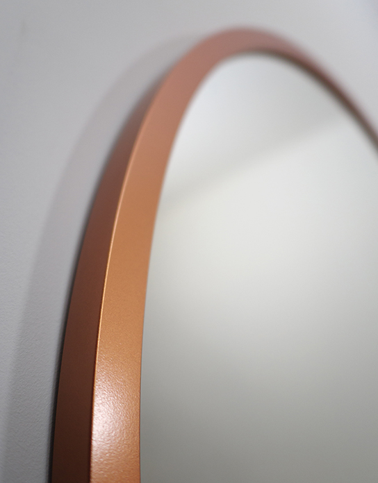 MIRROR SCANDINAVIA COPPER