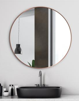 MIRROR SCANDINAVIA DELICATE COPPER