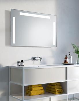 MIRROR TRIOLINE LED