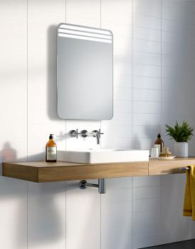 MIRROR TRIPLEX LED