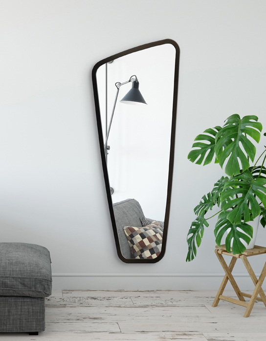 MIRROR VITRIS BLACK