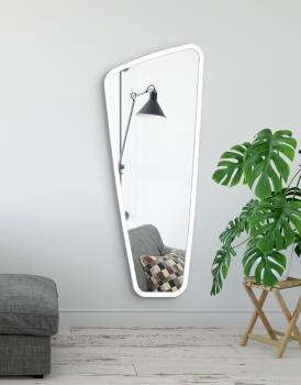 MIRROR VITRIS WHITE