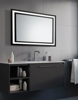 MIRROR VITRUM LED