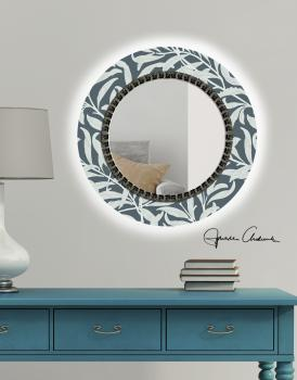 MIRROR WILLOW DARK LED