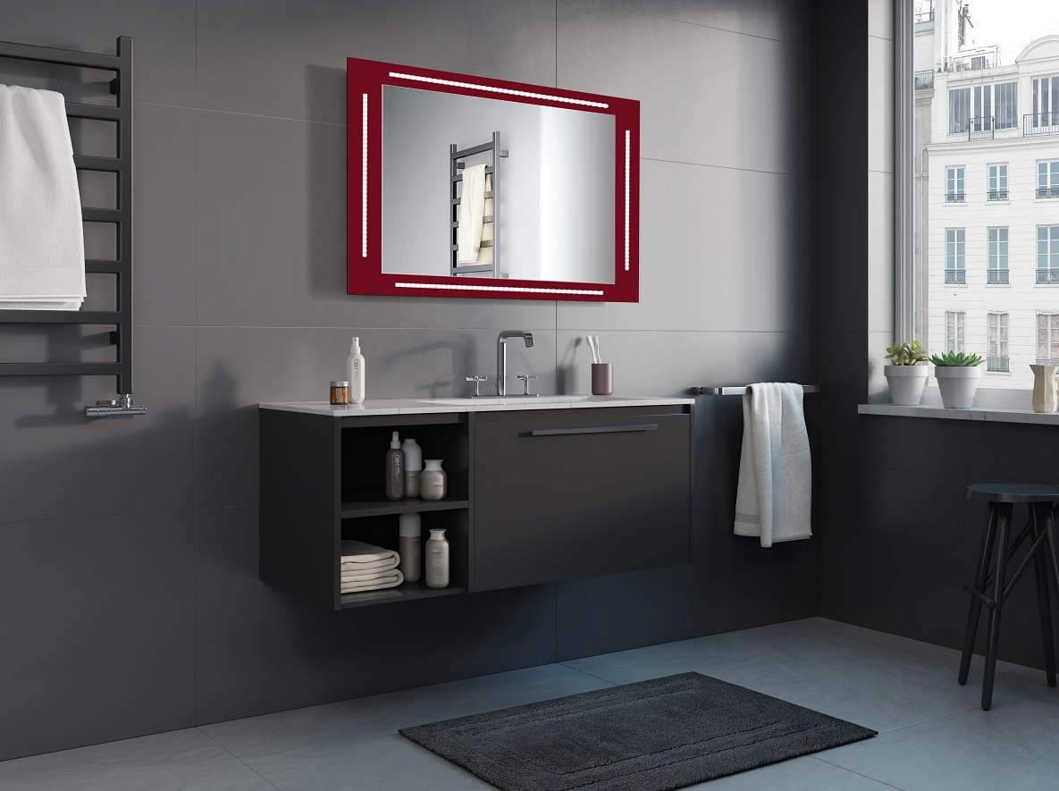 MIRROR ZENITH LED