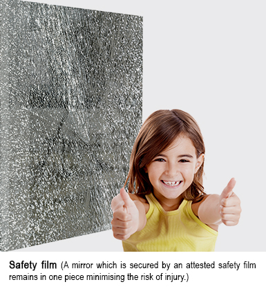 safety film